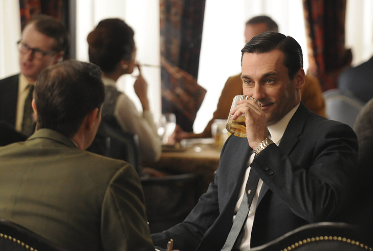Mad Men: Back to Business