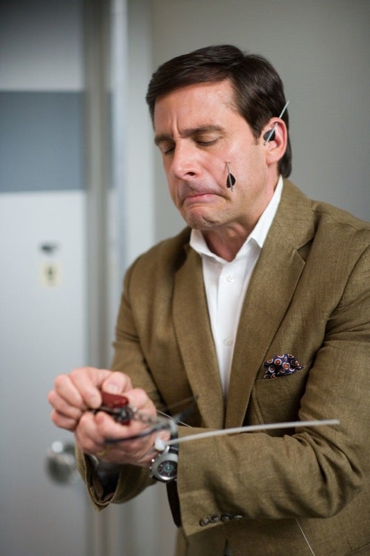 Get Smart's Swiss Army Knife Has Working Crossbow, Flamethrower and Blowgun