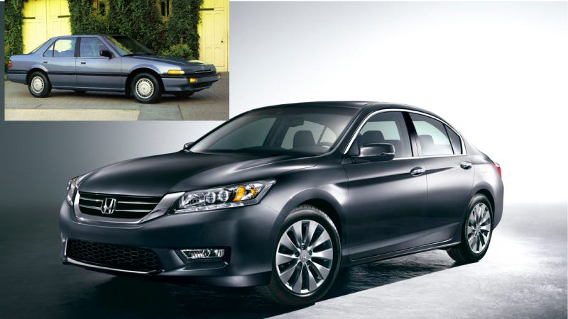 What Are The Odds Honda Will Keep Making The Accord Smaller?