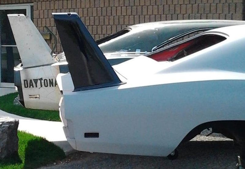 This Guy Is Restoring Too Many Charger Daytonas To Keep Track Of