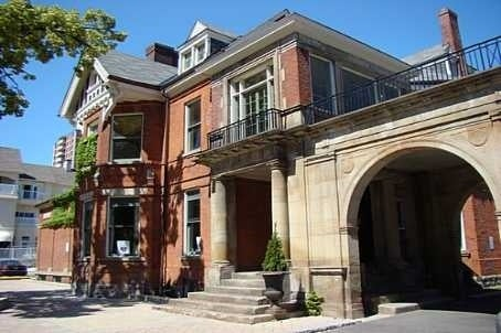 The story of Stan Anderson, and the Mansions on Jarvis