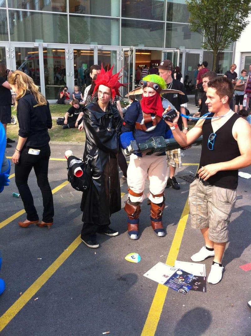 The Cosplay Of Gamescom 2010