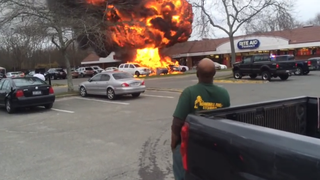 Holy Crap That Bed Bug Car Fire Was Huge