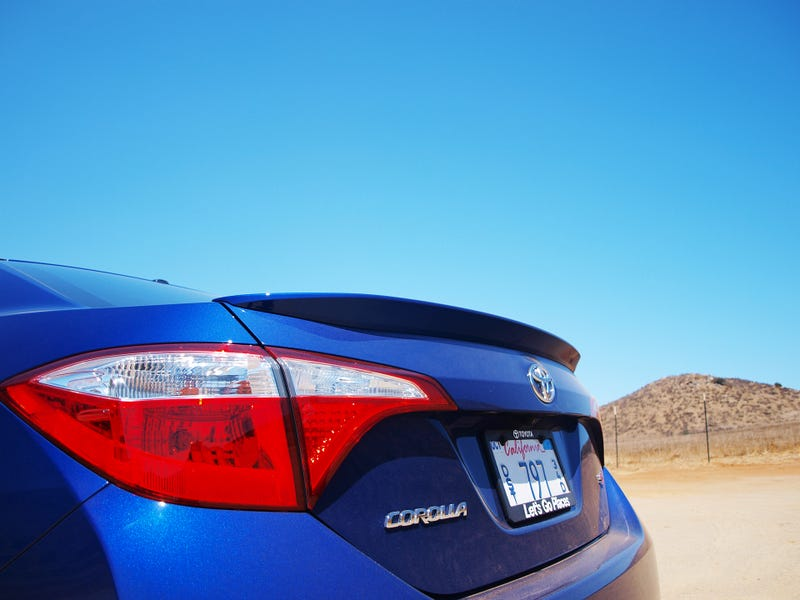 The 2014 Toyota Corolla Is 2003's Best New Car