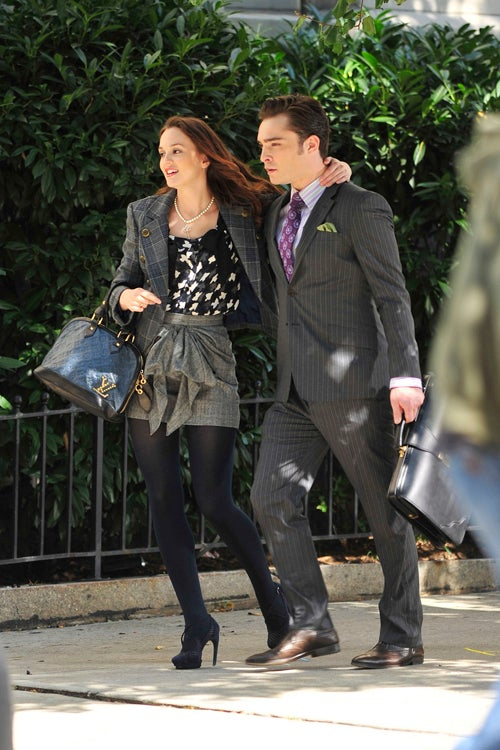 Blair & Chuck Are Off To Conquer The Universe