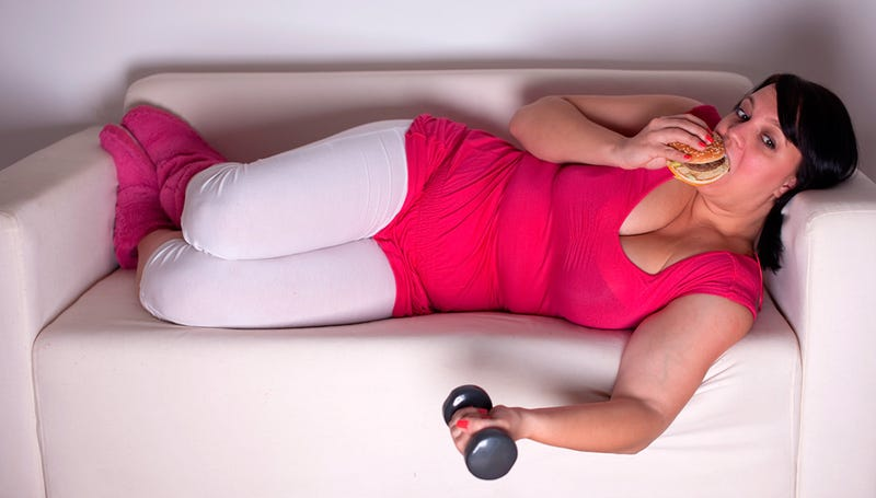 Everything You Need To Exercise Without Getting Off the Couch