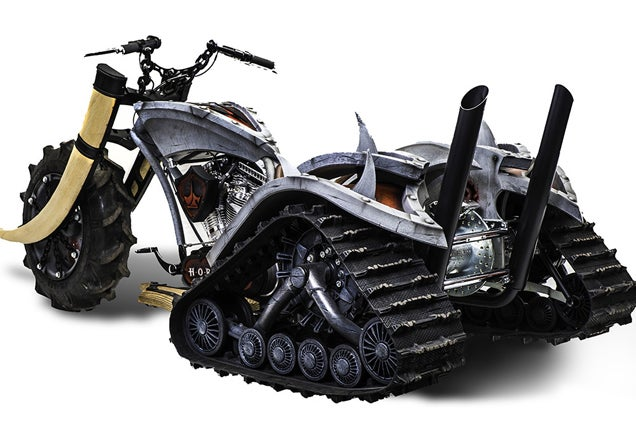 World of Warcraft Gets Two New Bike Mounts, With Tank Treads
