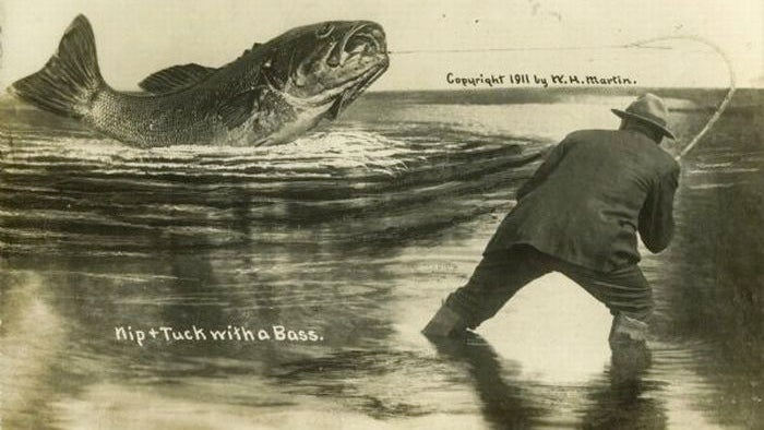 "Freakish, Century-Old ""Tall Tale Postcards"" Were the 'Shops of Their Day"