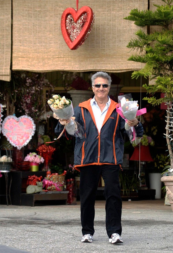 Dustin Hoffman: For All The Single Ladies