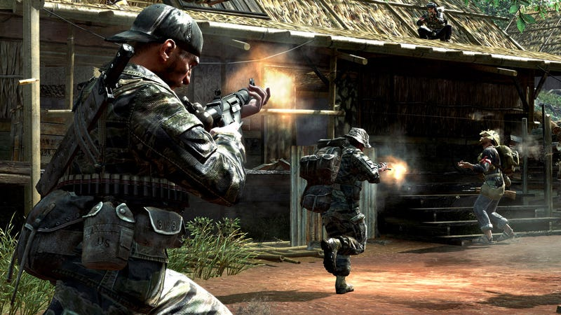 20 Amazingly Detailed Call Of Duty: Black Ops Screens