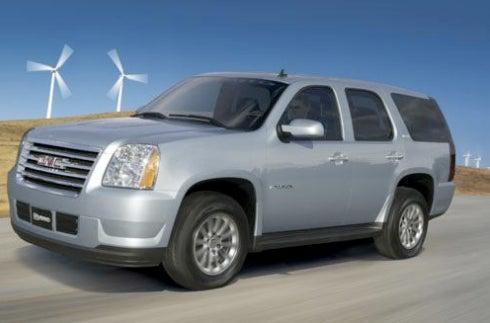 Hybrid SUVs Skip Gas-Guzzler Tax, Still Get Hybrid Credit Thanks To Tax Code Loophole