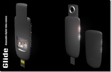 Single-Use Video Camera Concept Takes the Pain Out of Converting Video