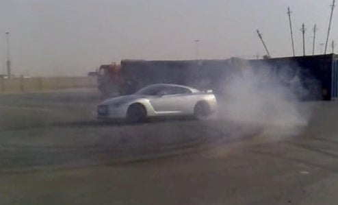 Does Doing Donuts In A New Nissan GT-R Void The Warranty?