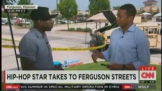 Watch Don Lemon's Ferguson Talib Kweli Interview Go Horribly Wrong