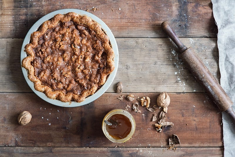 In Time for Thanksgiving: A Pie You Can Buy