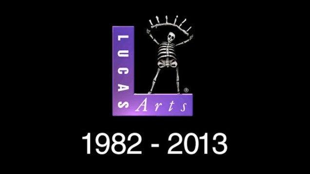One Year Ago Today, Disney Shut Down LucasArts