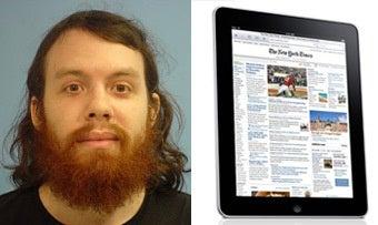 iPad 'Hacker' Claims Civil Rights Violations, Disputes Anti-Semitism Charges