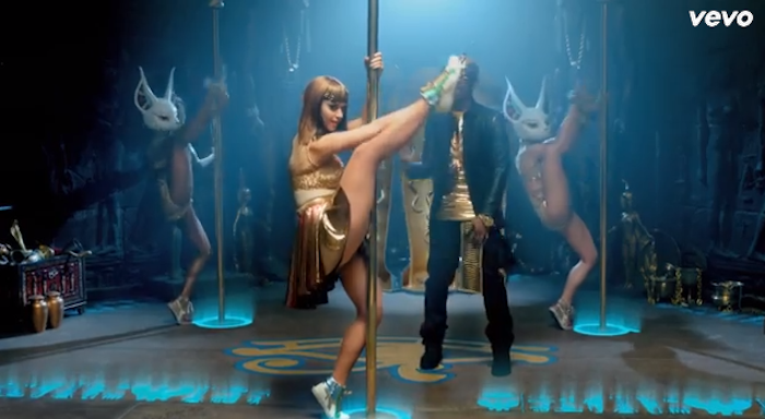 Katy Perry's Wackadoo 'Dark Horse' Video Must Be Seen to Be Believed