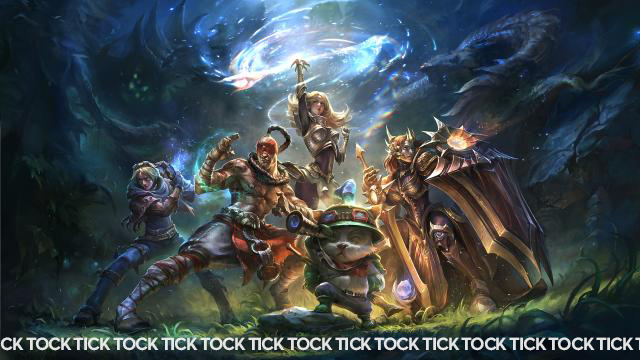 ​Find Out How Much Time You Waste on League of Legends