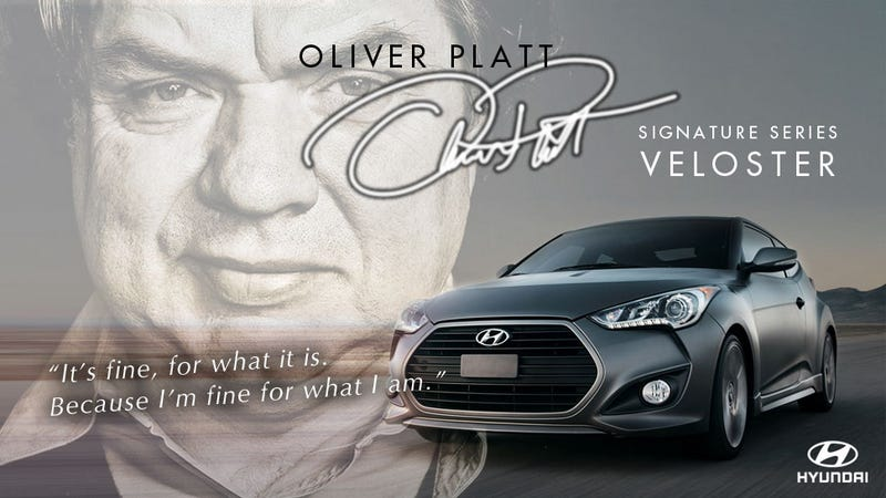 If Automakers Still Made Celebrity Endorsed 'Signature Series' Cars