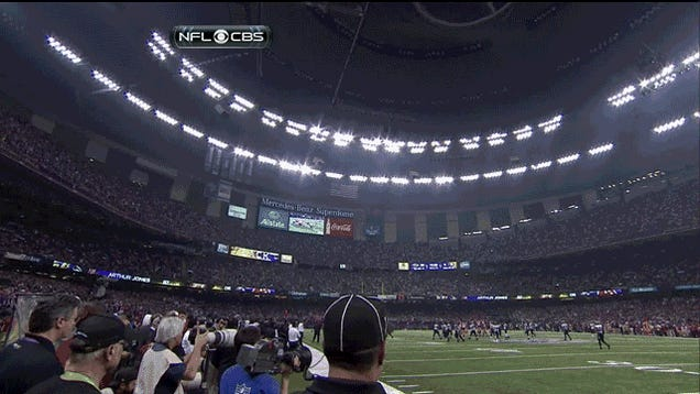 Why Did The Superdome Power Go Out?