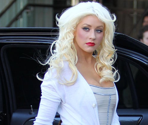 Christina Aguilera Gets Dirrrty With Sam Ronson In Three-Way