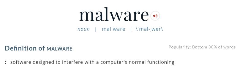 The FBI Says Its Malware Isn't Malware Because the FBI Is Good