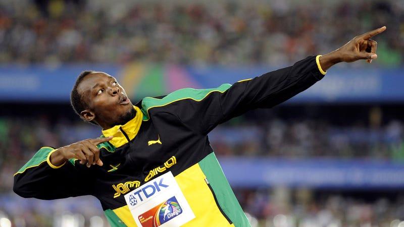 Usain Bolt Now Part of the Shitty Celeb Headphones Illuminati