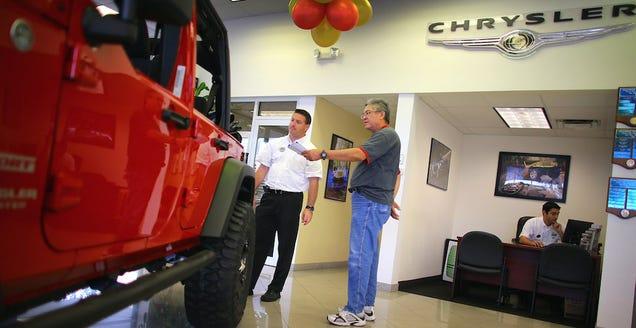 Ten Things You Should Do When Shopping For A New Car