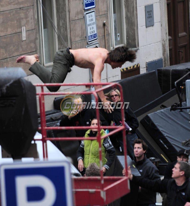 Mission Impossible Ghost Protocol photos