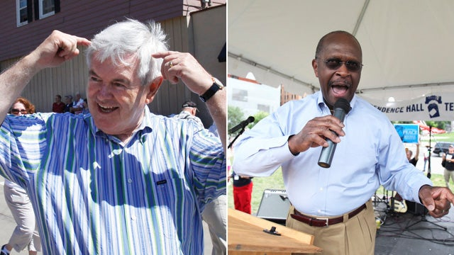 How Much Would You Pay to See New Gingrich and Herman Cain Give Monologues?
