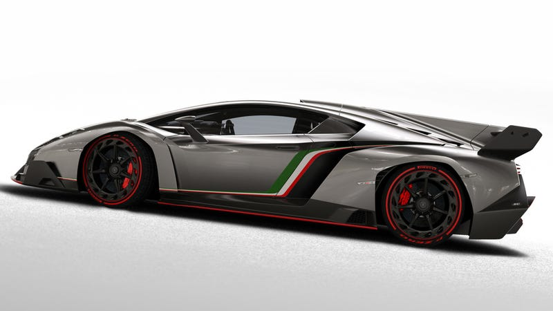The Second Lamborghini Veneno Is Now In Florida