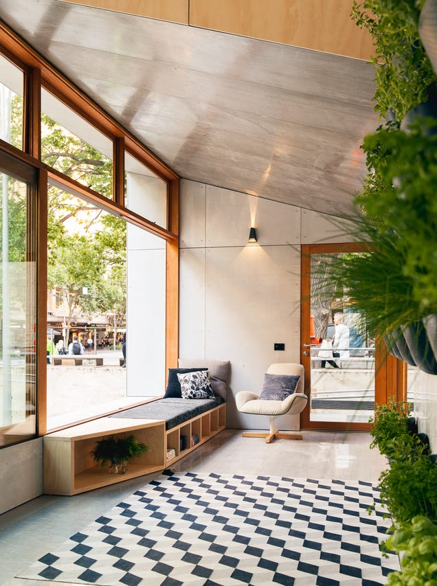 I would totally live in the world's first carbon-positive house