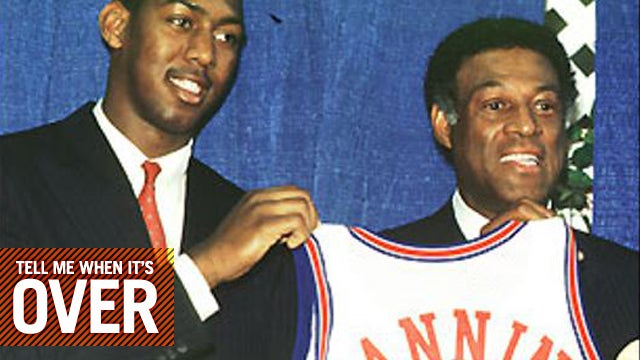 How A Career Ends: Danny Manning, No. 1 NBA Draft Pick In 1988, Savored His Garbage Time In 2003
