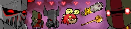 Chainsaw Finally Coming to Castle Crashers
