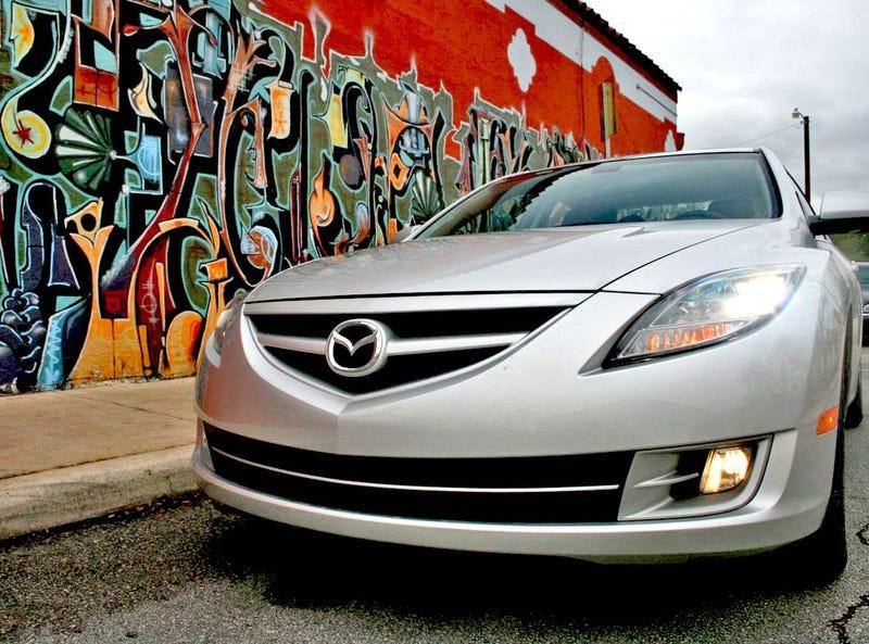 2009 Mazda6 Grand Touring: First Drive