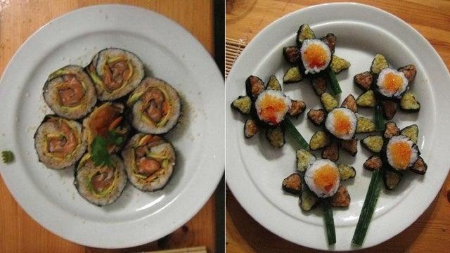 Hey Foreigners, Make Whatever Sushi You Like