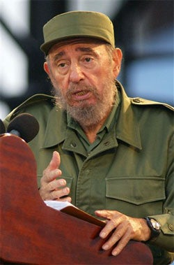 BROKEN NEWS: Castro Dies, Brought To You By Perez Hilton