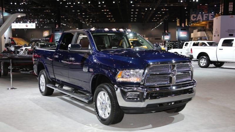 Ram's Retort To GM's Towing Comparison Between The Big Three