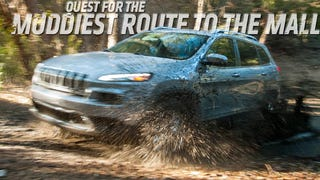 2014 Jeep Cherokee: We Found Out What 'Off-Road Capable Crossover' Means