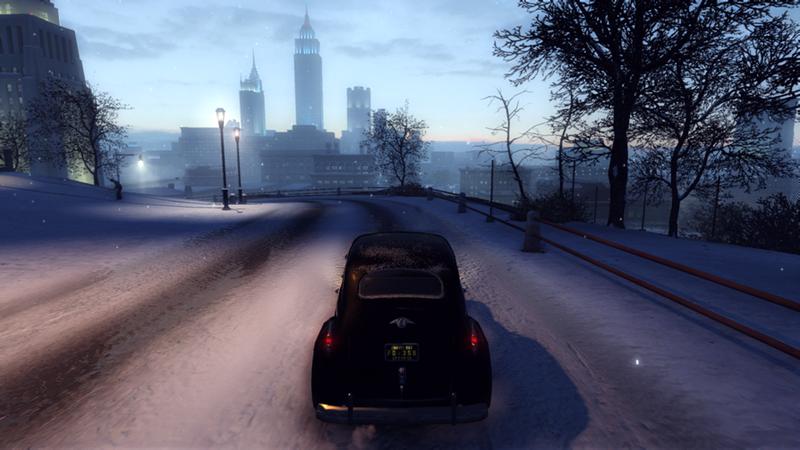 Mafia II: A Different Kind of Open World