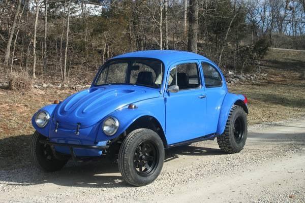 Baja Bug!