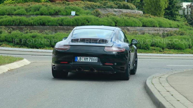 2015 Porsche 911 Carrera GTS: Everyone Says This Is It