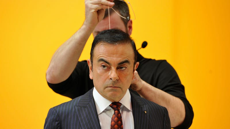 How To Go From Ice Rallycross To Carlos Ghosn In 7 Sentences