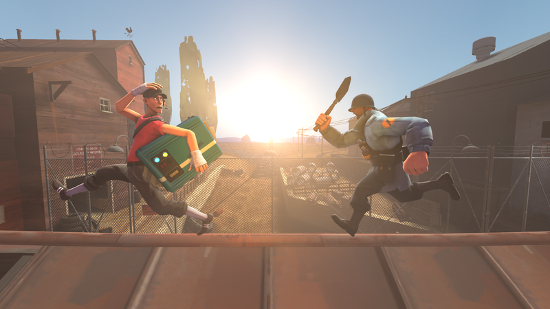 Buds buds buds buds refined refined refined weapons weapons (TF2!)