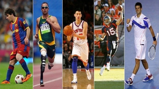 Breaking Down The Athletes Of The Time 100
