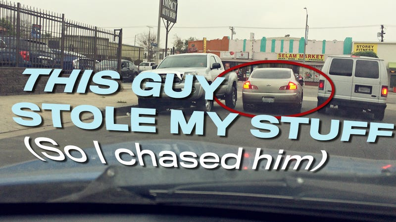 The untold story of the Million-Mile Miata car chase