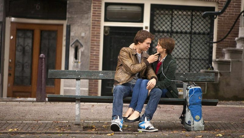 Did You Steal the Fault in Our Stars Bench?