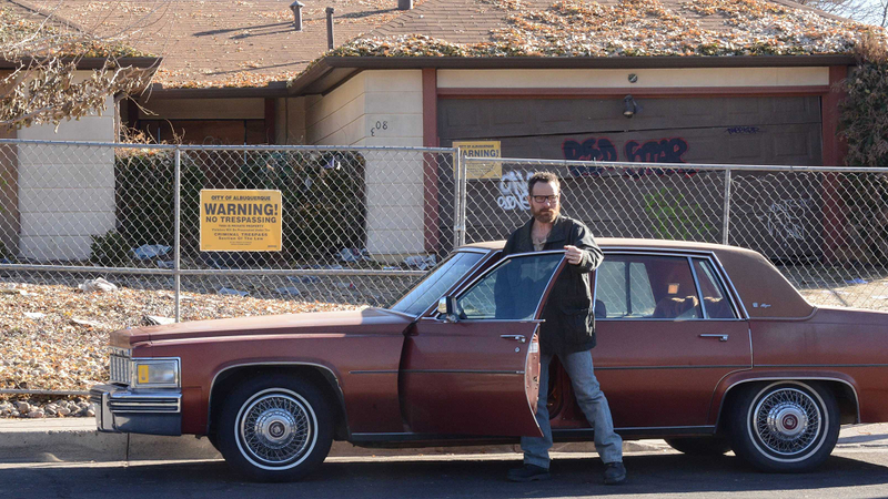 The Cars Of Breaking Bad's Final Episode