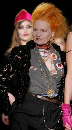 Dear Vivienne Westwood: SATC Probably Isn't That Into You